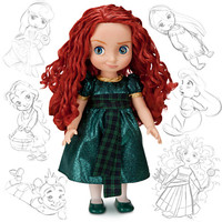 Disney/Pixar Animators' Collection Merida Doll - 16''