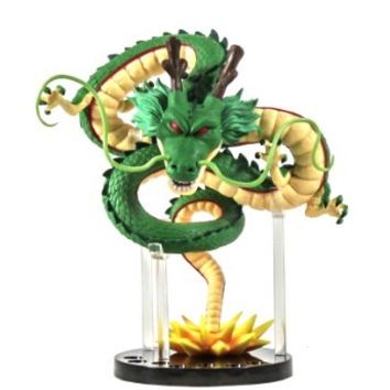 "Banpresto Dragon Ball Z Mega World Collectible Figure WCF 6"" Shenlong Figure"