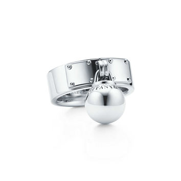 Tiffany & Co. - Tiffany HardWear:Ball Dangle Ring