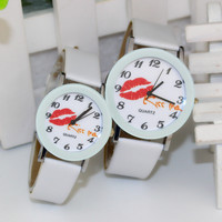 Designer's Great Deal Trendy Awesome Gift New Arrival Good Price Hot Sale Korean Fashion Stylish Couple Watch [6049437889]