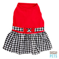 Martha Stewart Pets® Houndstooth Dress | Dresses | PetSmart