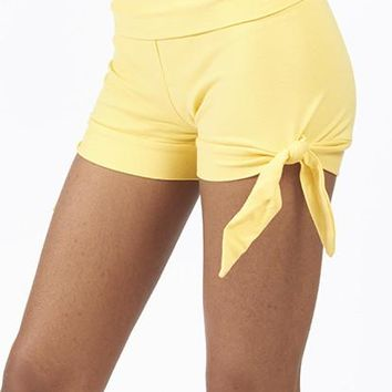 Knicker Yoga Shorts
