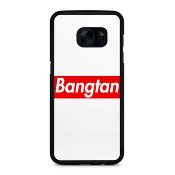 Supreme Bangtan Samsung Galaxy S7 Edge Case