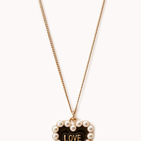 Dainty Heart Love Necklace