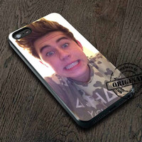 Nash Grier Cover iPhone 5/5S/5C/4/4S, Samsung Galaxy S3/S4, iPod Touch 4/5, htc One X/x+/S Case