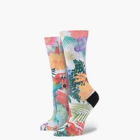 Stance Snowball Cockatoo Womens Everyday Socks Multi One Size For Women 25572295701