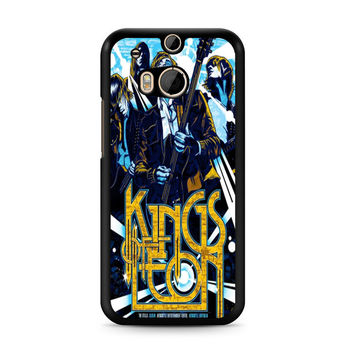 Kings of Leon music Htc M8 Case