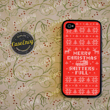 National Lampoon's Christmas Vacation Inspired Knit Phone Case! Choose: iPhone 4/ 4s / 5 / 5s or Samsung Galaxy S3 / S4