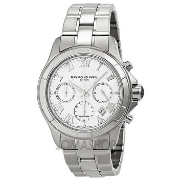 Raymond Weil Parsifal Mens Chronograph Automatic Watch 7260-ST-00308