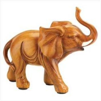 Lucky Elephant Figurine (pack of 1 EA)