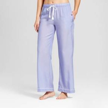 Women's TENCEL® Pajama Pants - Gilligan & O'Malley™ Violet