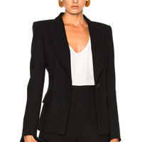 Pierre Balmain Blazer in Black | FWRD
