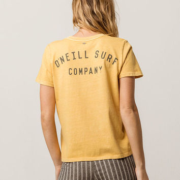O'NEILL Surf Co Womens Tee