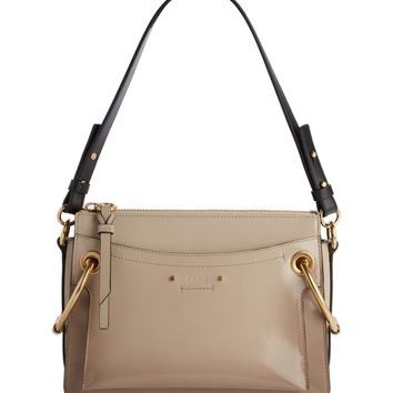 Chloé Large Roy Leather Shoulder Bag | Nordstrom