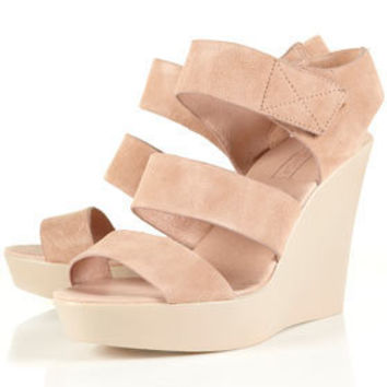 WHIZZKID Clean Velcro Wedges - Heels  - Shoes