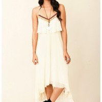 Free People - Gypsy Heart Dress