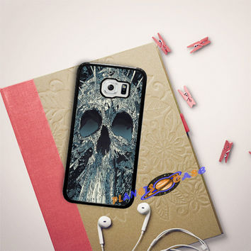 Abstract Skulls Artwork Samsung Galaxy S6 Edge Case Planetscase.com