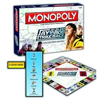 Jay and Silent Bob Strike Back Monopoly - Diamond Select - Jay and Silent Bob - Games at Entertainment Earth