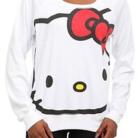 Hello Kitty Reversible Pullover Raglan Top - 141481