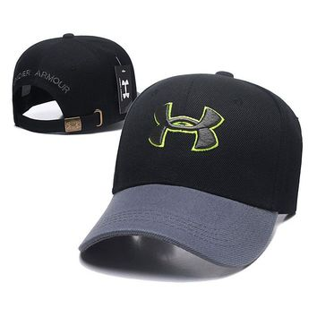 Perfect Under Armour Women Men Sunhat Sport Embroidery Baseball Cap Hat
