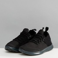 Nike Running Commuter Trainers In Black at asos.com
