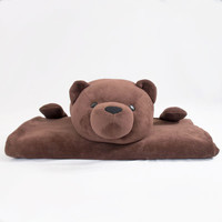 Brown Bear Sleeping Bag