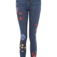 MOTO Floral Jamie Jeans - New In Fashion - New In