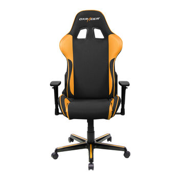 DXRACER FH11NO desk chair pc esports computer chair mesh chairs-Black and Orange