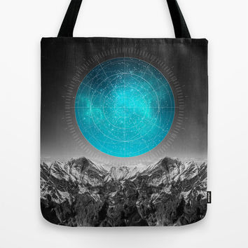 Not All Those Who Wander Tote Bag by Soaring Anchor Designs
