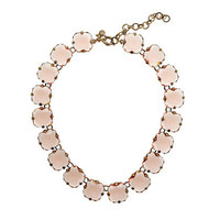Octagon necklace - jewelry - Women's new arrivals - J.Crew