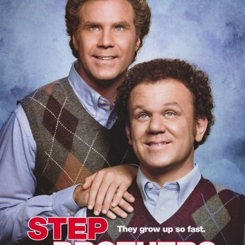 Step Brothers 11x17 Movie Poster (2008)