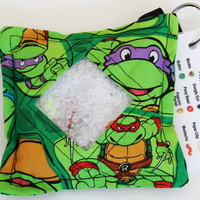 I Spy Bag with detachable item list - Teenage Mutant Ninja Turtles, TMNT