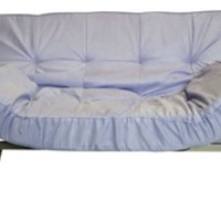 The College Cozy Sofa (Mini-Futon) - Cosmic Dorm Seating College Sofa Mini-Futon Dorm Room Additional Seating