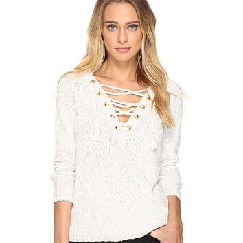 Lovers + Friends Yacht Sweater Taupe - Zappos.com Free Shipping BOTH Ways