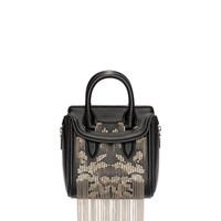 Nappa Chain Embroidery Mini Heroine Alexander McQueen | Shoulder Bag | Bags |