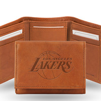 LOS ANGELES LAKERS TRIFOLD
