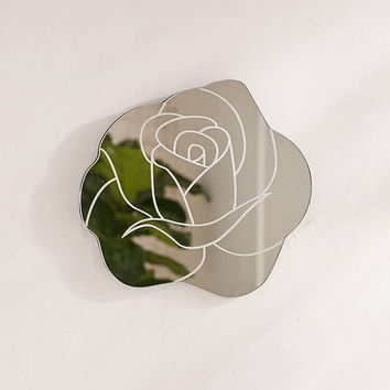 Rose Mirror | Urban Outfitters