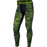 Nike Men's Pro Hyperwarm Dri-FIT Max Hypercamo Compression Tights | DICK'S Sporting Goods