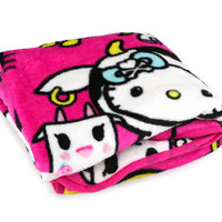 tokidoki for Hello Kitty Big Throw: Kawaii Collection