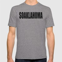 Soaklahoma T-shirt by Raunchy Ass Tees