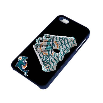 MIAMI DOLPHINS FOOTBALL iPhone 4 / 4S Case