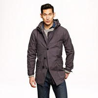 J.Crew Mens Wallace & Barnes Canvas Parka