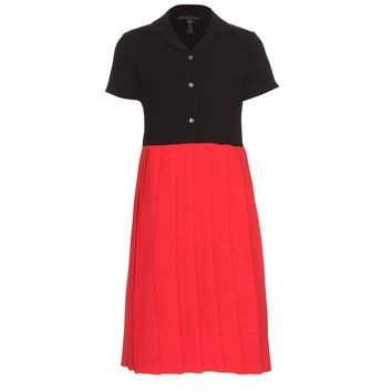 marc by marc jacobs - yumi crepe dress