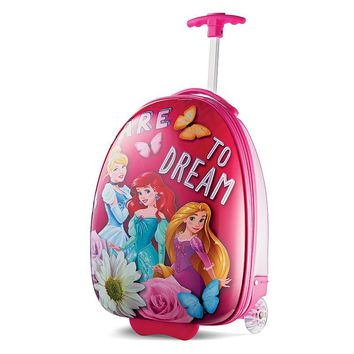 Disney Princess Kids' 18-inch Wheeled Hardside Carry-On by American Tourister