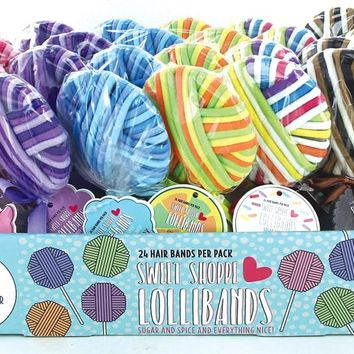 Lollibands Hairbands - CASE OF 72