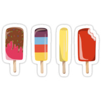 Little Ice Lollies