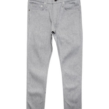 Kennedy Denim Co. - Blue Label Premium Raw Denim (Feather Grey)