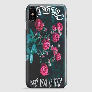 The Story So Far iPhone X Case