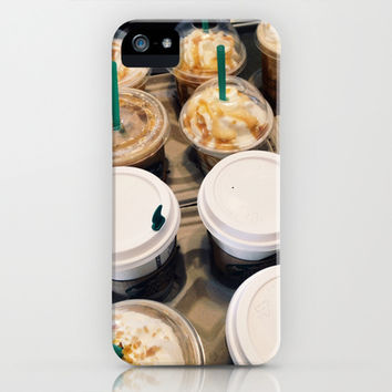 Starbucks iPhone & iPod Case by MirandaO97