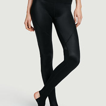 Sleek Shine High-rise Stirrup Tight - Victoria's Secret Sport - Victoria's Secret